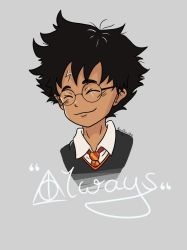 Harry Potter Always by MoonPanBlue
