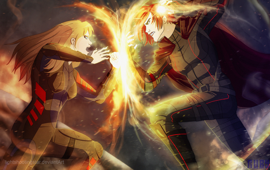 This means war -collab- by lightshootingstar