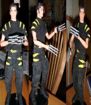 Ultimate Wolverine Doll by Naomi-Daos