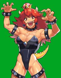 Bowsette's Roar! by Cessa