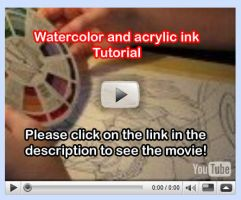 Watercolor Turtorial 12 End by lady-cybercat