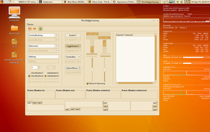 Gold Muse GTK Theme by techwizrd