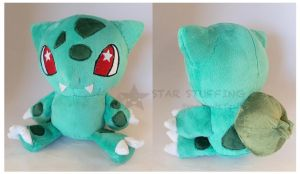 Bulbasaur Floppy by StarMassacre