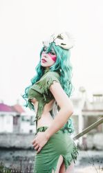 Nelliel Prop, costume making and cosplay by me by dovananh27031993