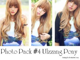 Photo Pack #4 Ulzzang Pony Korean by Teisimple