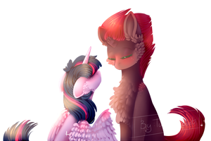 Friendship by TwinkePaint