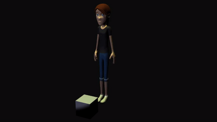 Attempting to learn animation. (render) by Testingte