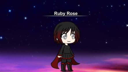 GachaVerse: Ruby Rose by MegaAli
