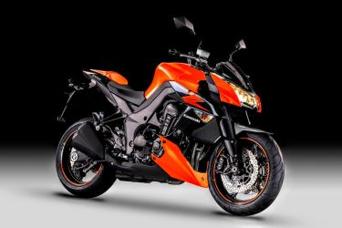ROGUE RATTLESNAKE 5 0 Orange Kawasaki Z1000 Wallpaper By