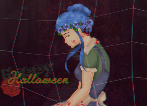 All Hallows Eve~ by xparty-ghoulx