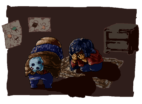 lisa the painful will you be pleased by sawaganiN
