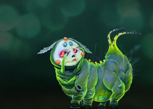 creature concept by emmagucci
