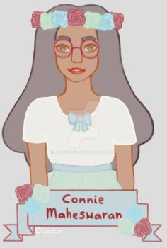 Connie by clooster
