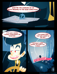 Rebel Rouser - Chapter 1 page 03 by MarionetteDolly