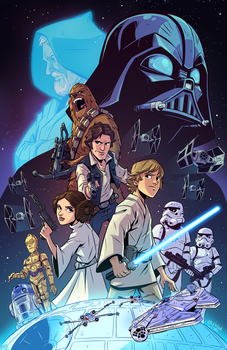 A New Hope by DerekLaufman