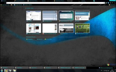 Themes Google Chrome by hx26