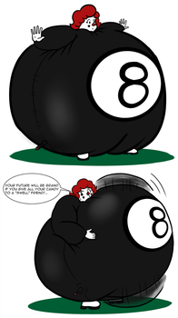 Lucky 8ball by White-Jacketed-Fool