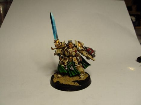 Master Belial of the DeathWing by PatsProPaintService