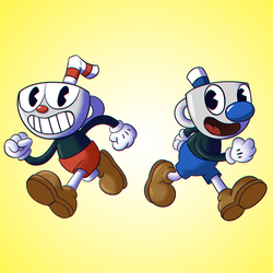 Cuphead by Malleys