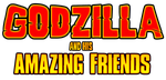 Godzilla and his Amazing Friends - Logo V3 by AsylusGoji91