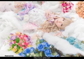LoveLive Kotori Cosplay 01 by eefai
