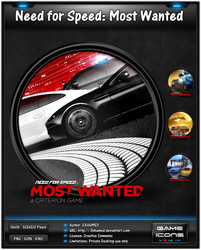 Need for Speed: Most Wanted (2012) by 3xhumed