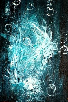 Abstract Dream (Born under the Sea) by HelaLe