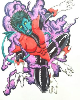 Nightcrawler by theClementine17