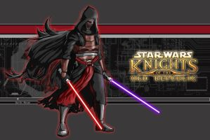 Revan by KREATUREART