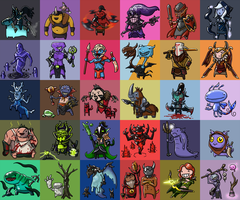 Dota Fan Art (30/110) by KidneyShake