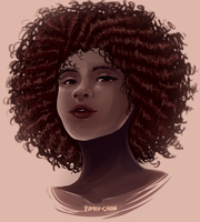 Afro 4.0 by Rumay-Chian