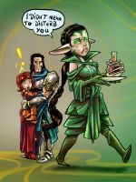 Nissa's Novel by tiocleiton