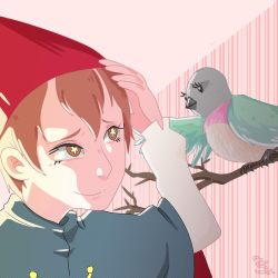 OTGW: Wirt and Beatrice by abloobloop