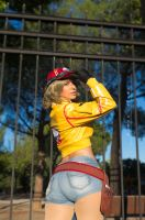 Cindy Aurum FFXV Ass by LuffySwan