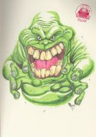 SLIMER by JUANPUIS