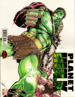 PLANET HULK- FOR SALE by Dingodile24