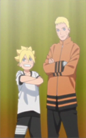 Boruto and Naruto Boruto Naruto Next Generations by AiKawaiiChan