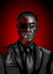 Gustavo Fring Breaking Bad by denisosulli