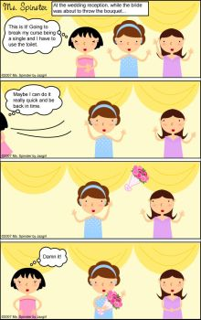 to be single or not... by myspinster
