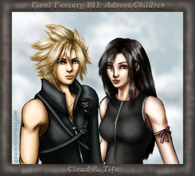 +FF7AC+ Well Matched by GawainesAngel