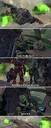 UNSC Hope: The Oracle - Page 5 by MatchboxSFM