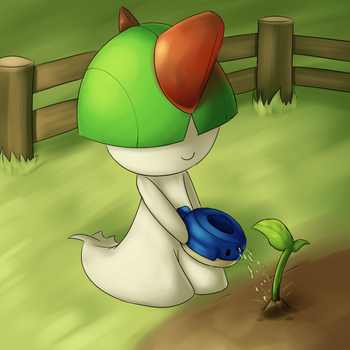 Green Thumb by Nuggets-Day