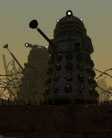 Dalek Evolution 3) The End of the World by Librarian-bot