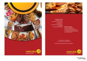 Rascals Cookies and Buns by PunKinetic