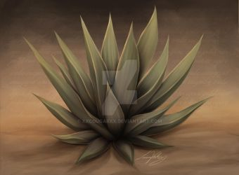 Agave by xXCougarXx
