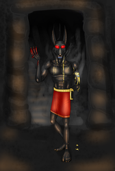 Welcome to the Catacombs.... by SeitoAkai