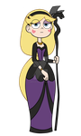 Commission- Star Butterfly from Forever Evil by Amethyst-Ocean