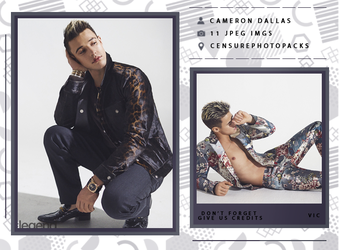 // PHOTOPACK 5998 - CAMERON DALLAS // by censurephotopacks