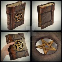 The Necronomicon journal (9 x 7 inches) by alexlibris999