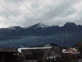 Cloudy day in the Andes by nwinder